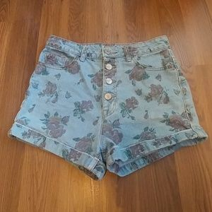 😻😻😻 BDG High Waisted Shorts